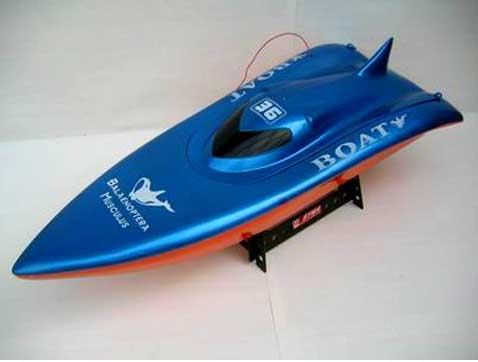 Rc Killer Whale Electric Dual Motor Speed Boat