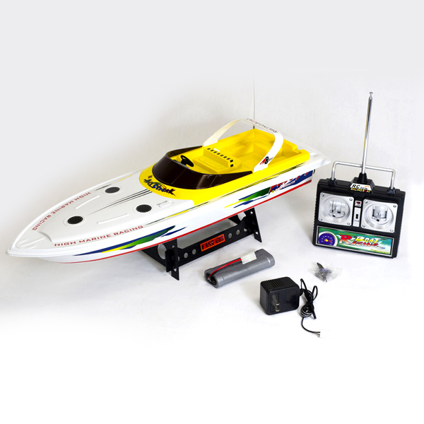 27 Inch Dual Motor Electric RC Racing Boat RTR (BT901)
