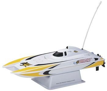 AquaCraft Mini Wildcat Catamaran Electric RC Boat