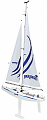 "AquaCraft Paradise RC Sailboat 26"" RTR"