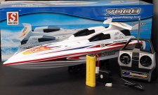 7008 High Speed Remote Control Boat (B08)
