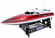 "K-Marine RC Dash Racing Boat Radio Servo Control Mini Mosquito Craft 13.8"" (B009)"