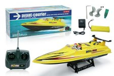 Avant Courier Radio RC Electric EP Racing Boat RTR (BT32)
