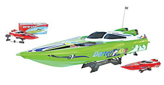 45 Inch Darter King High Performance Electric RC Boat (BT34)