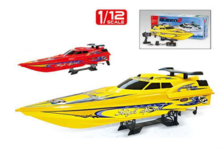 45 Inch Ocean Queen Mosquito Craft RC Racing Speed Boat