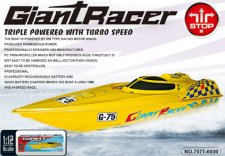 45 Inch Giant Racer RTR Electric RC Racing Boat (BT30)