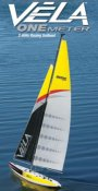 AquaCraft AquaCraft Vela One Meter Sailboat 2.4GHz (AQUB0200)
