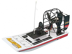 RC Swamp Boat by Aquacraft - Alligator Airboat