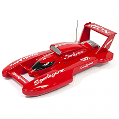 "17.5"" Small Hydro Off-Shore RC Mosquito Craft Racing Boat"