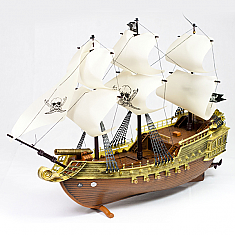 Radio Control Pirate Ship (BPR)