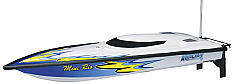"16"" Aquacraft Mini Rio Remote Controlled Boat - Offshore RC Boat RTR"