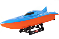 RC Killer Whale Electric Dual Motor Speed Boat (B18)