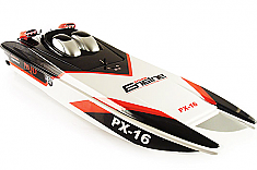Flying Fish Electric RC Catamaran Boat (BA16)
