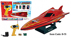 "12"" Mini EP777 Remote Control Speed Boat"