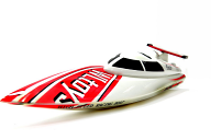 "14"" 2.4GHZ Freedom High Speed Racing Boat (BT911)"