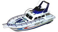 "Fire Fighting RC Boat 18"" (FM57)"